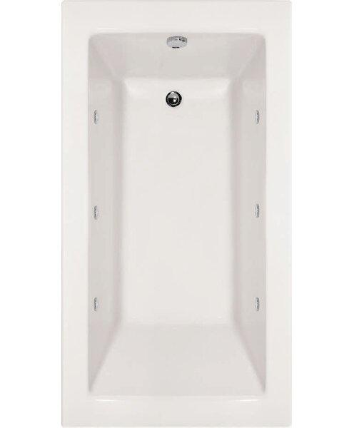 Designer Sydney 72 x 32 Whirlpool Bathtub by Hydro Systems