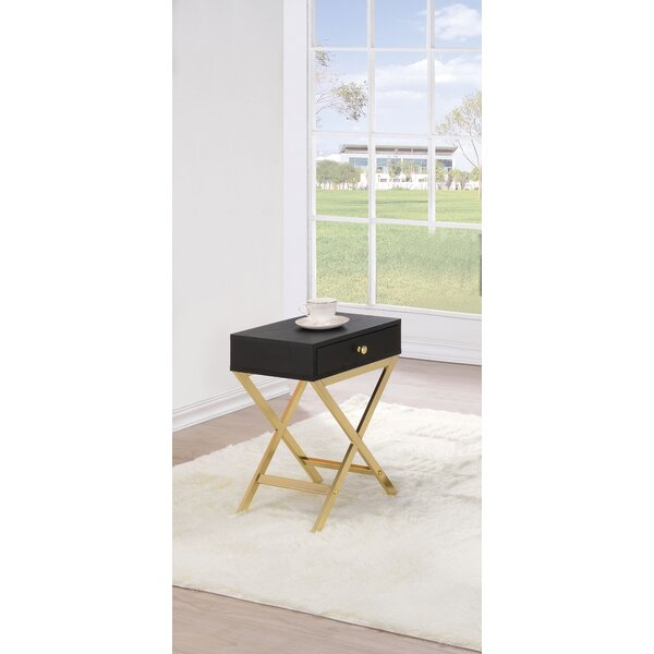 Augie End Table by Mercer41