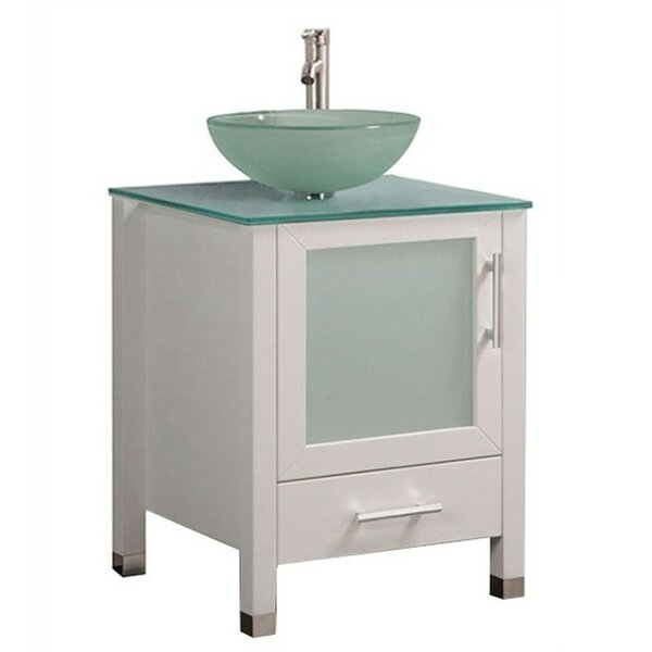 Prange Modern 24 Single Bathroom Vanity Set by Orren Ellis