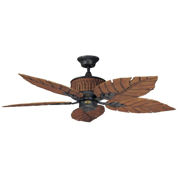 52 Fernleaf Breeze 5 Blade Ceiling Fan by Concord Fans