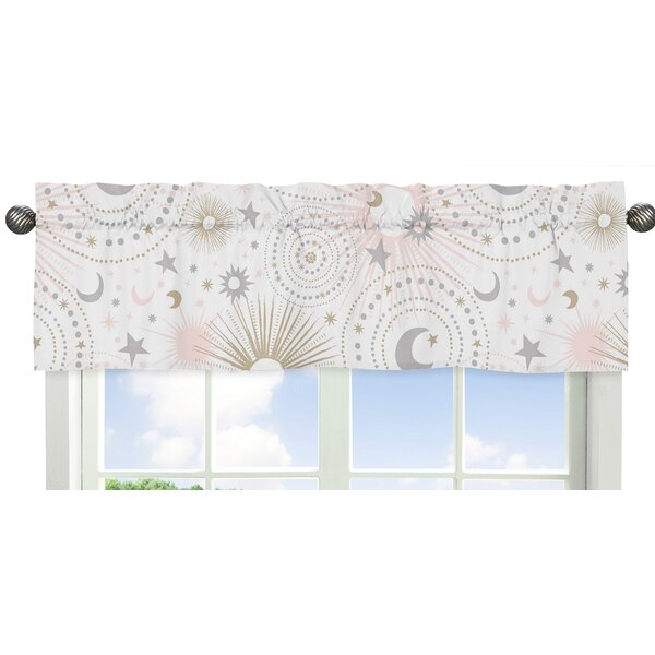 Celestial 54 Window Valance by Sweet Jojo Designs