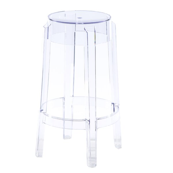 Charles Patio Bar Stool (Set of 2) by Kartell