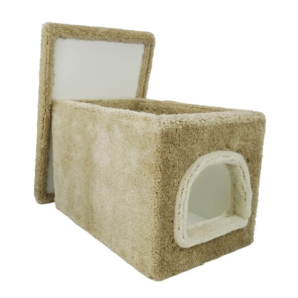 Premier Litter Box Enclosure by New Cat Condos