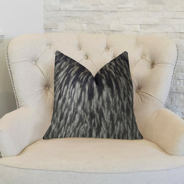 Gardner Handmade Luxury Pillow by Everly Quinn