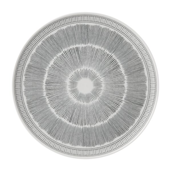 Lines Serving Platter by ED Ellen DeGeneres Crafted by Royal Doulton