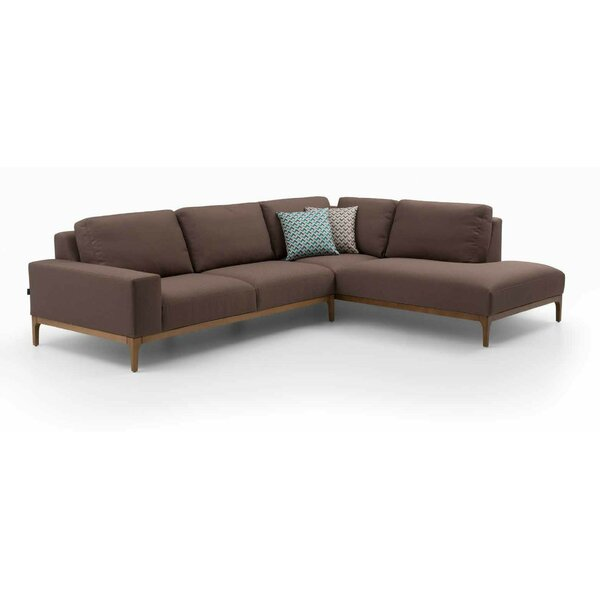 Charron Corner Relax Sectional by Corrigan Studio