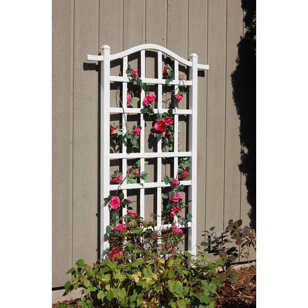 Melrose Vinyl Lattice Panel Trellis by Dura-Trel