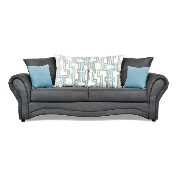 Modern Style Standard Sofa by Piedmont Furniture by Piedmont Furniture