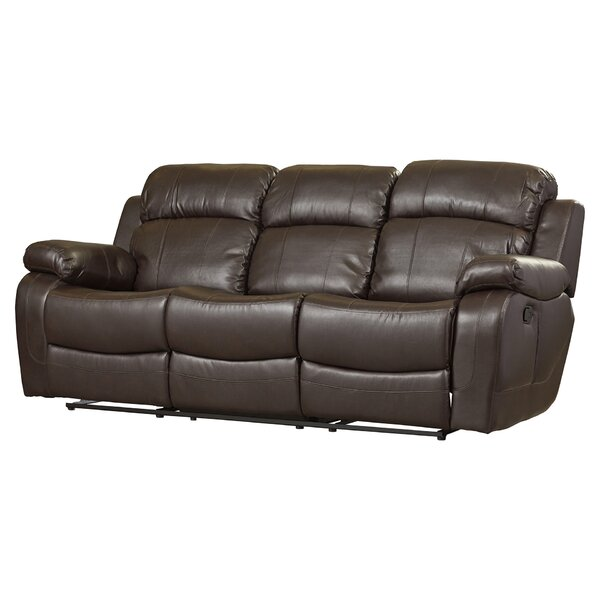 Ullery Double Reclining Sofa By Darby Home Co