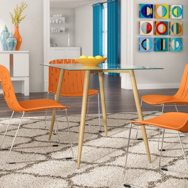 Lindquist Exciting Dining Table by Wrought Studio