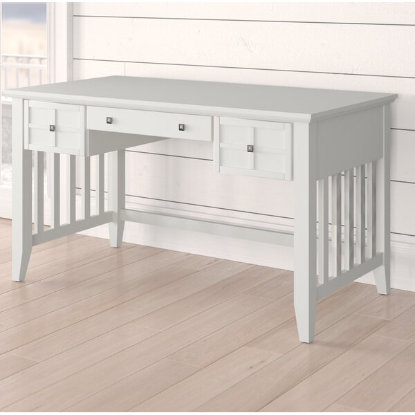 Lexie Writing Desk by Beachcrest Home