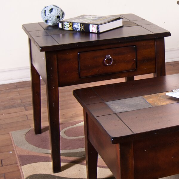 Hearns End Table by Loon Peak Loon Peak
