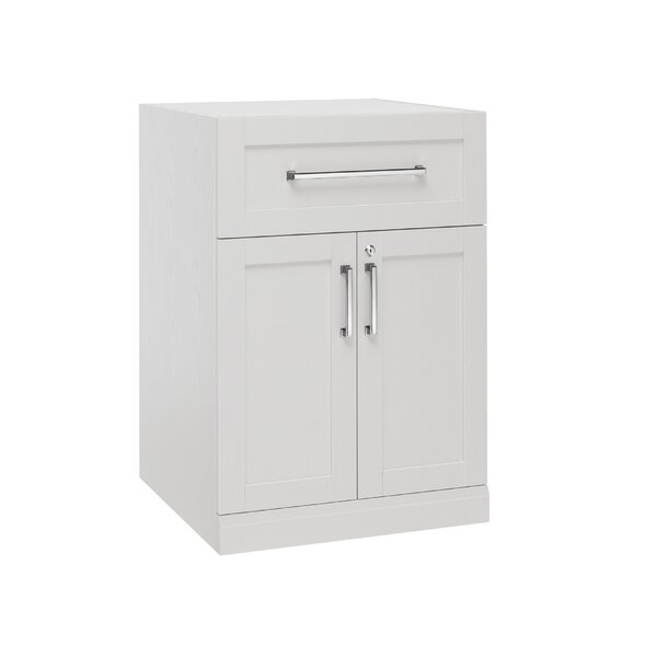 Home Bar 24 2 Door and Drawer Bar Cabinet by NewAge Products