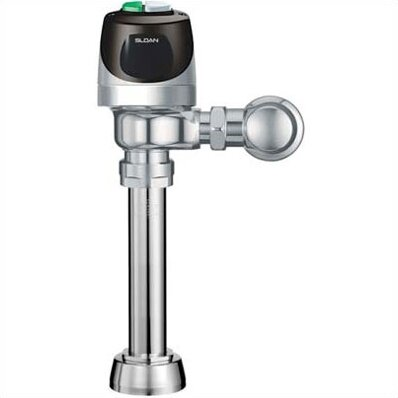 ECOS Exposed Electronic Dual Flush Flushometer by Sloan