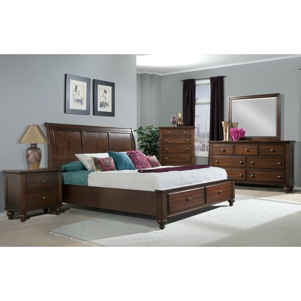 Platform 3 Piece Bedroom Set by Darby Home Co