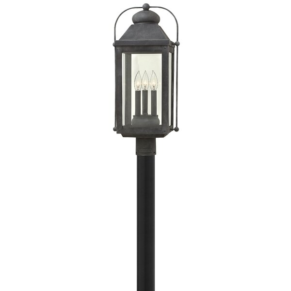 Anchorage 3-Light Lantern Head by Hinkley Lighting