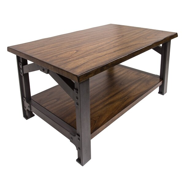 Nadeau Coffee Table by Gracie Oaks