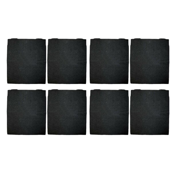 Kenmore 335 Series Carbon Pre Filter (Set of 8) by Crucial