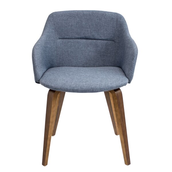 Corozon Upholstered Dining Chair by Langley Street