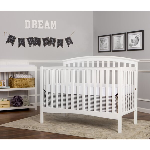 Eden 5-in-1 Convertible Crib by Dream On Me