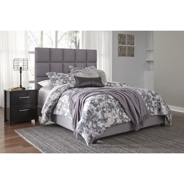 Teter Queen Upholstered Standard Bed by Wrought Studio