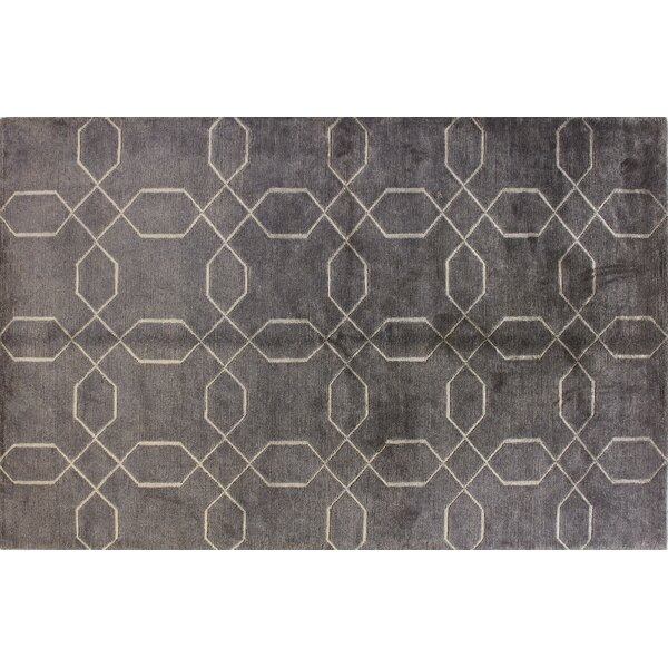 Sussex Pewter Rug by Bashian Rugs