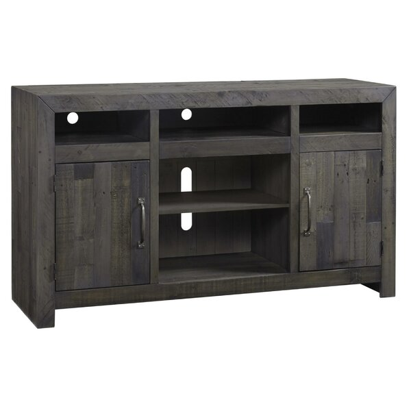 Audrina Solid Wood TV Stand For TVs Up To 60