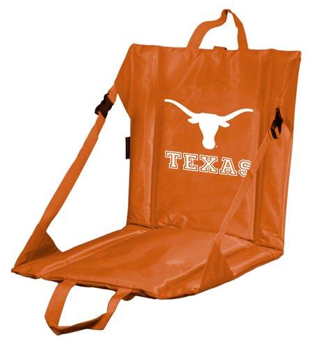 Collegiate Stadium Seat - Texas by Logo Brands