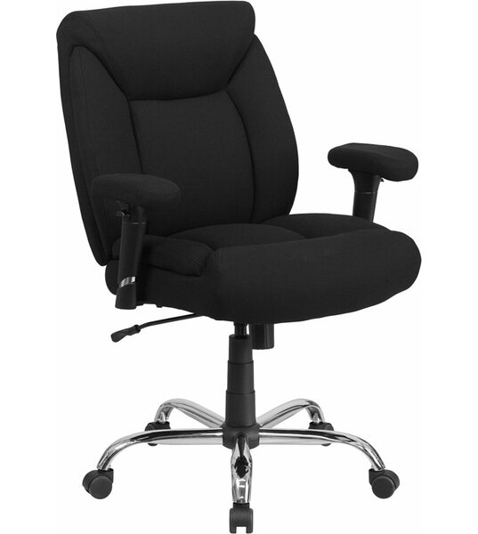 Kropp Ergonomic Swivel Office Chair by Symple Stuff