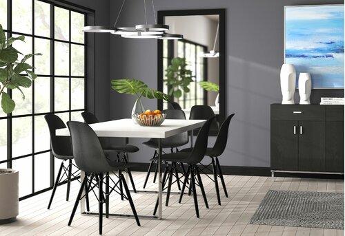 30 Minimalist Dining Room Design Ideas Allmodern