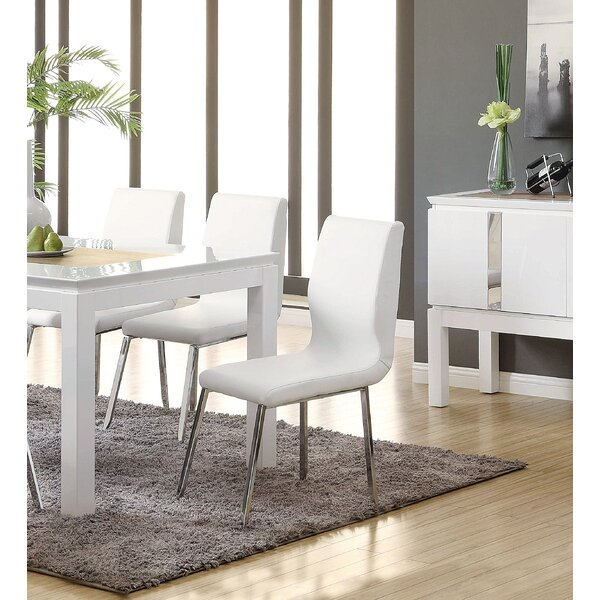 Hayek Dining Chair (Set of 2) by Orren Ellis
