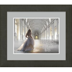'The Bride of Christ - Awaiting the King' by James Nesbitt Framed Graphic Art by Carpentree