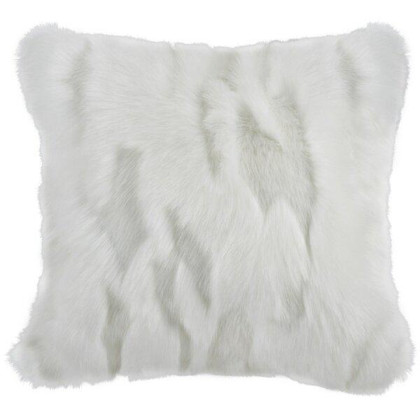 Krenwik Textured Throw Pillow by Mercer41