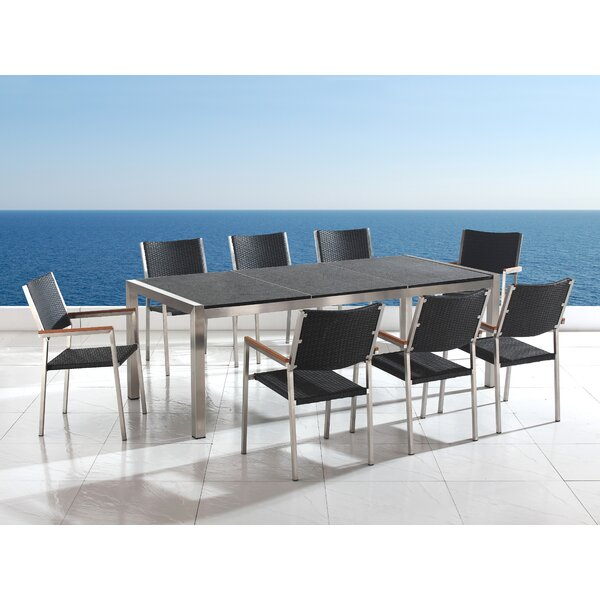 Grainne 8 Piece Dining Set by Home Etc