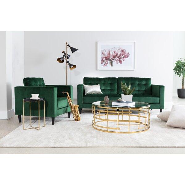 Last Trendy Liska Sofa by Modern Rustic Interiors by Modern Rustic Interiors
