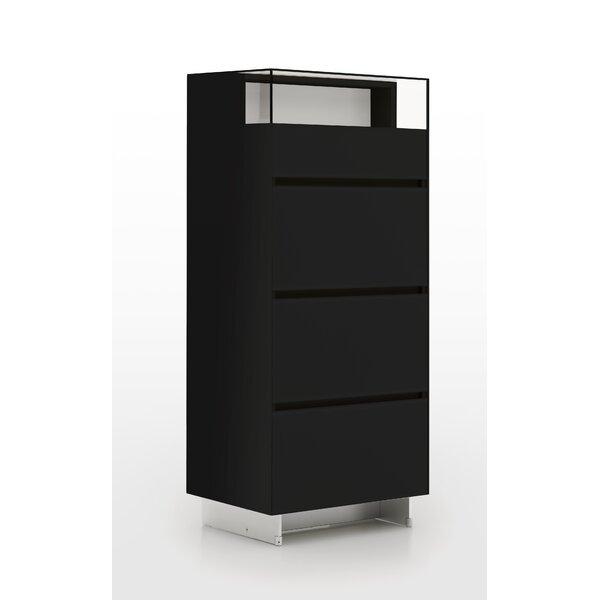 Frux 4 Drawer Dresser by Argo Furniture