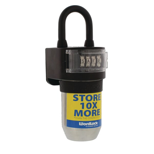 Stor-more Key Diversion Safe with Dial Lock by Wor