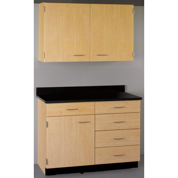 Suites Classroom Cabinet with Doors by Stevens ID Systems