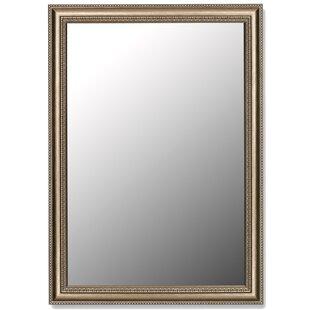 Hitchcock Butterfield Company Grecian Beaded Wall Mirror