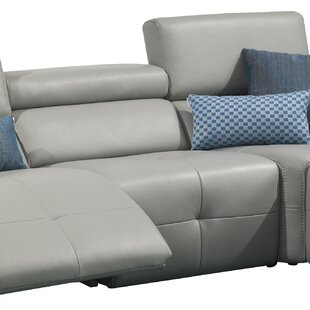 Chase Leather Sectional
