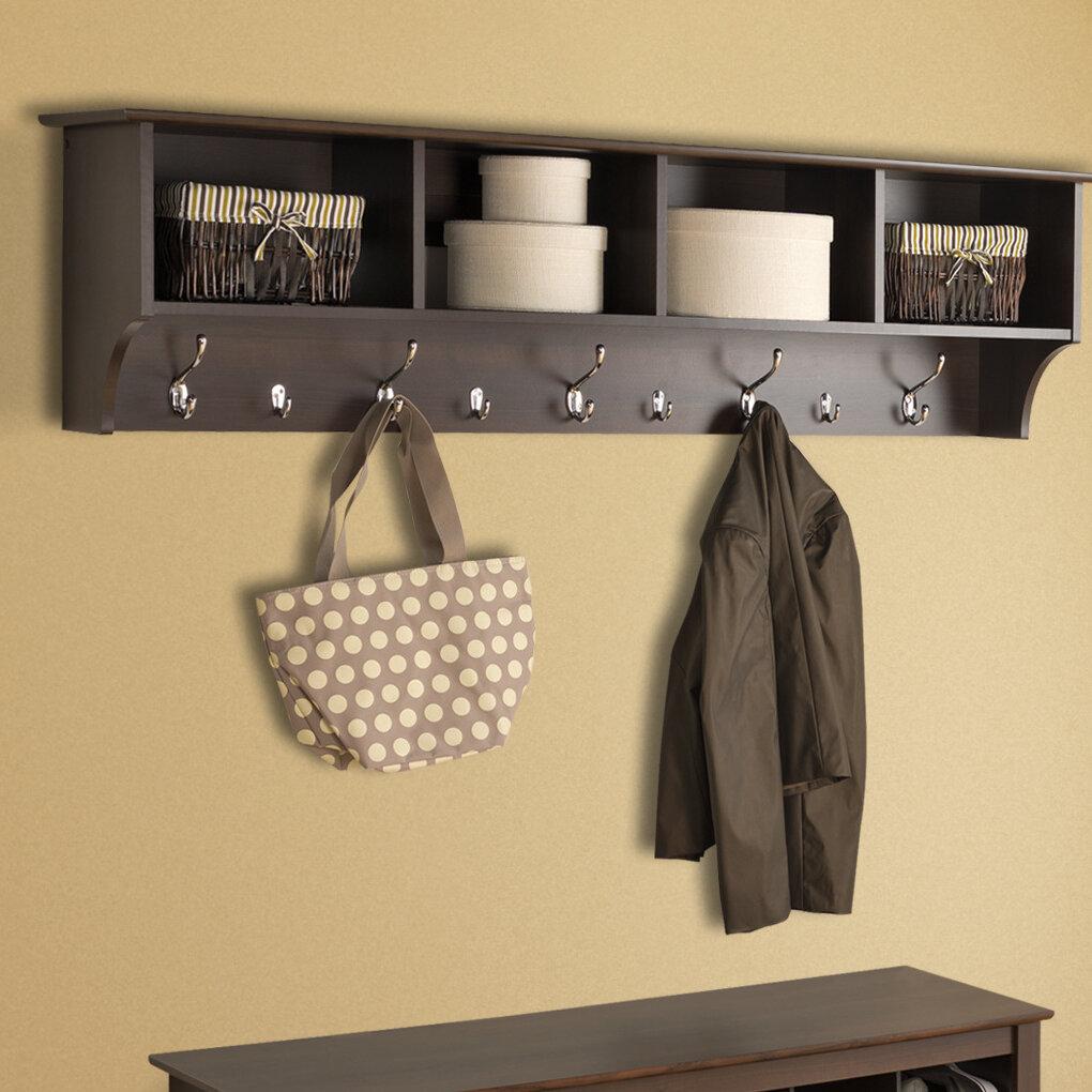 Enchanting Decorative Coat Hangers Wall Pattern - Art & Wall Decor ...