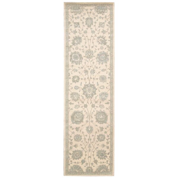 Bourgault Cream Area Rug by One Allium Way