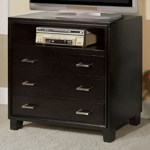 Review Thiele 3 Drawer Dresser