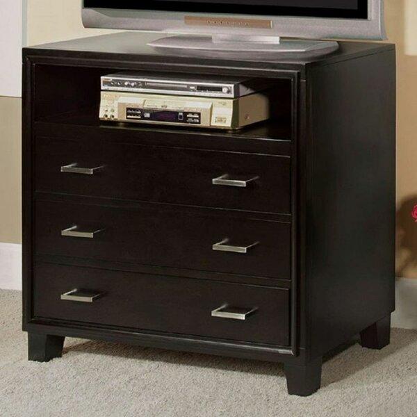 Patio Furniture Thiele 3 Drawer Dresser