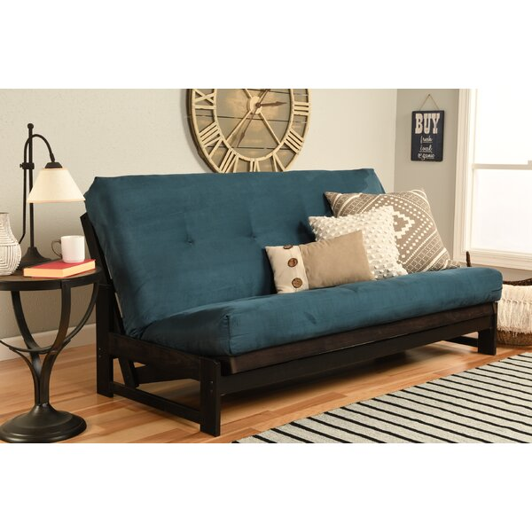 Winsford Futon and Mattress by Ebern Designs