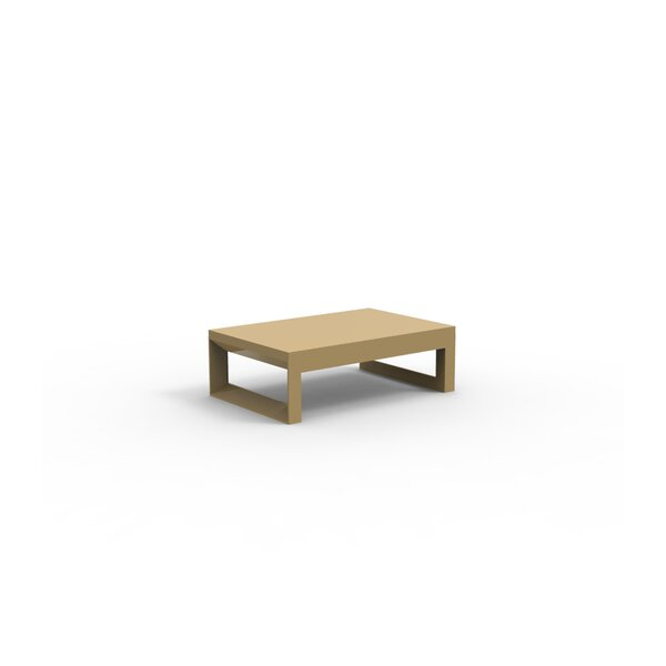 Frame Lacquered Outdoor Ottoman