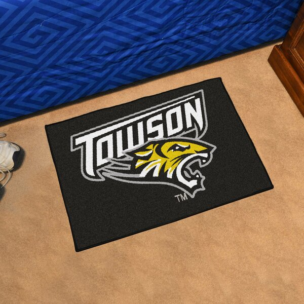 Towson University Doormat by FANMATS