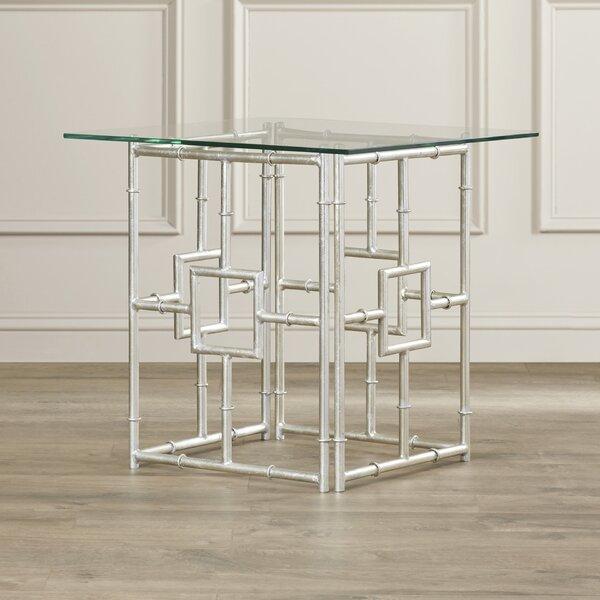 Mendez End Table by Willa Arlo Interiors Willa Arlo Interiors
