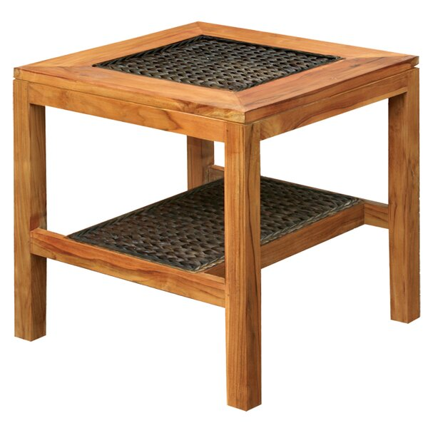 Paradiso End Table By Breakwater Bay