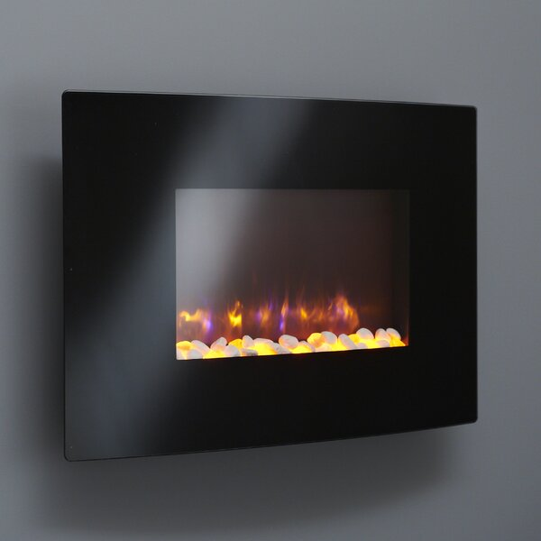 Wall Mounted Electric Fireplace by The Outdoor GreatRoom Company